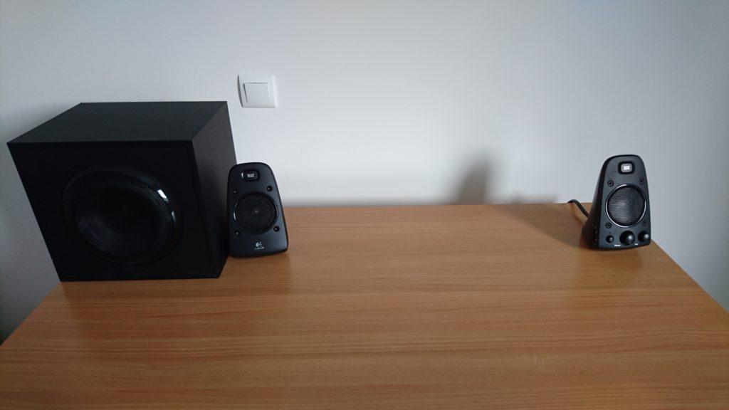 Logitech Z623 Speakers