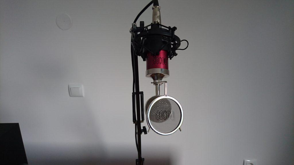 Tonor Recording Microphone
