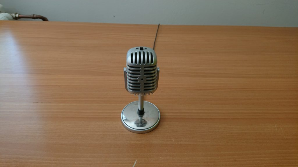 LogiLink HS0036 Microphone